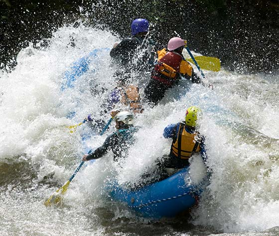 AIRE Raft Class 4