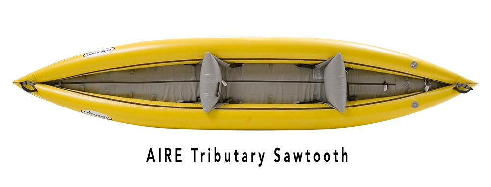AIRE Tributary Sawtooth Kayak