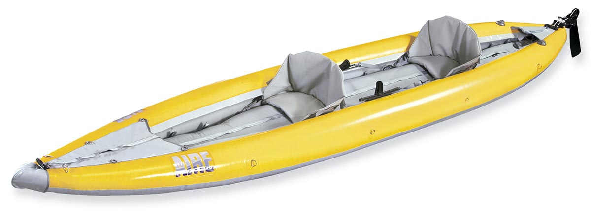 AIRE Kayak Sea Tiger Tandem Inflatable Kayaks